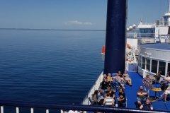 Fähre links / Ferry left.... 😎
