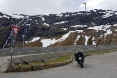 Lange Fahrten in großen Höhen /Long distance in high altitude