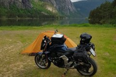 Okay, Campingplatz / campsite