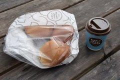 Frühstück für Camper ohne passende Ausrüstung /Breakfast for Camper without the right equipment