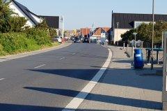 Schönes kleines Dorf, der Deich ist nicht weit.Nice little village, the deich is not far away.