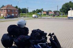Drumherum ist nicht so interessant. The surrounding Ares ist compared top the bikes boredrum....