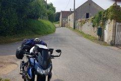 Irgendwo auf dem Weg in Secqueville-en-Basin/Somewhere on the road, around Secqueville-en-Basin