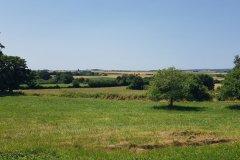 Jede menge Landschaft. / A lot of landscape.