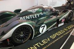 Bentley heute. / Bentley today.